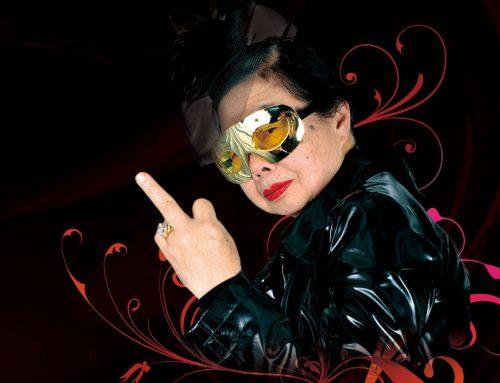 Сумико превращается в DJ Sumirock